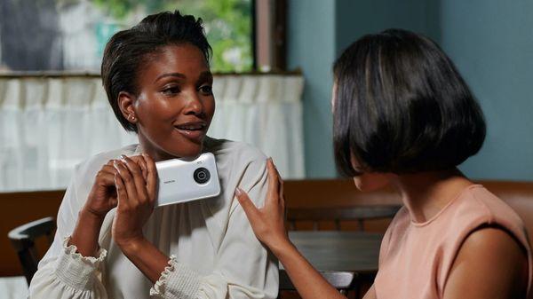 moderní mobilní dotykový telefon výkonný telefon luxusní výkon profesionální fotoaparát smartphone Nokia X10 bluetooth 5.0 wifi nifc google assistant 4470 mah baterie lte síť dual sim microsdxc karta hd+ displej kvalitní fotoaparát 48 + 5 + 2 +2 Mpx zadní fotoaparát 8mpx přední fotoaparát zadní blesk android 11 stylový design elegantní telefon NFC platby 5G připojení 5G internet velké úložiště výkonný fotoaparát výkonný procesor odemykání obličejem čtečka otisku prstů Dual SIM