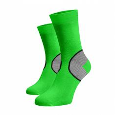 BENAMI kompresní ponožky Zelené Zelená Polypropylen 35-38