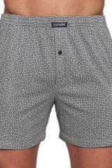 Cornette Pánské trenýrky 008/217 + Ponožky Gatta Calzino Strech