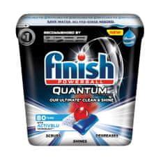 Finish Quantum Ultimate - kapsle do myčky nádobí 80 ks