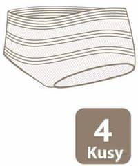 Chicco Nohavičky po pôrode sieťované elastické 4 ks