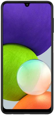 moderný mobilný dotykový telefón smartphone samsung galaxy A22 čítačka odtlačkov prsta krásny elegantný dizajn 5000mAh batéria slot pre microSD karty až 1 tb osemjadrový procesor 48 + 8 + 2 + 2mpx zadný fotoaparát 13mpx predný fotoaparát SAMOLED displej výkonný telefón vysokokapacitná batéria Bluetooth 5.0 NFC platba z telefónu