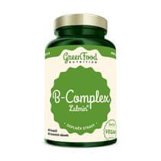 GreenFood Nutrition B-KOMPLEX Lalmin® 60 kapslí