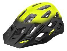 Wista Cyklistická přilba WISTA In-mold žlutá/černá