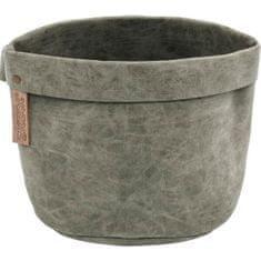 ZicZac Košík na pečivo Truman 20 cm, antracit