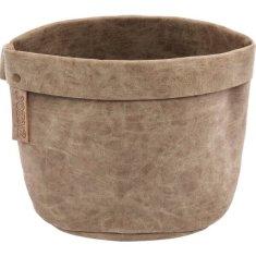 ZicZac Košík na pečivo Truman 20 cm, hnedý