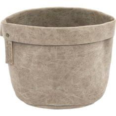 ZicZac Košík na pečivo Truman 20 cm, béžový