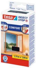 TESA insect stop Síť na suchý zip proti hmyzu COMFORT do oken