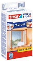 TESA insect stop Síť na suchý zip proti hmyzu COMFORT na francouzská okna
