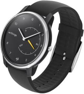 Inteligentné hodinky Withings Move ECG, dlhá výdrž batérie, GPS, schody, výškomer, plávanie, potápanie