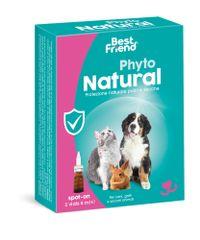 BEST FRIEND Phyto Natural Spot-on naravna zaščita proti parazitom, 16 ml