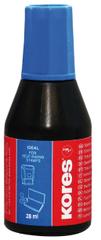 Kores Razítková barva modrá 28 ml