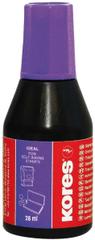 Kores Razítková barva fialová 28 ml