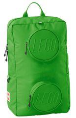 LEGO nahrbtnik Signature Brick 1x2, zelen