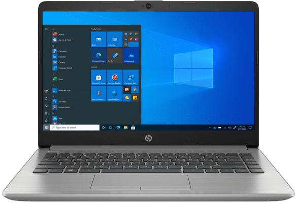 Notebook HP 245 G8 (2X7Z9EA) 14 palce Full HD dedikovaná grafika touchpad klávesnice stereoreproduktory