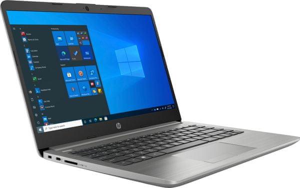 Notebook HP 245 G8 (2X7Z9EA) 14 palců Full HD dedikovaná grafika
