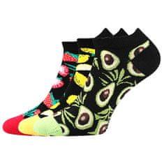 Fuski - Boma ponožky Dedon Barva: mix A, Velikost: 35-38 (23-25)