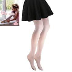 Fuski - Boma punčochové kalhoty GIRL MICRO tights 50 DEN Barva: bianco, Velikost: 98-104