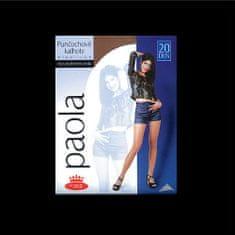 Fuski - Boma punčochové kalhoty Paola 20 DEN Barva: Černá, Velikost: 158/100