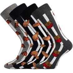 Fuski - Boma ponožky Defood Barva: mix, Velikost: 39-42 (26-28)