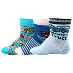 Fuski - Boma ponožky Bejbik Barva: mix A - kluk, Velikost: 14-17 (9-11)