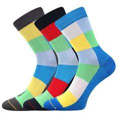 Fuski - Boma ponožky Bamcubik Barva: mix A - kluk, Velikost: 20-24 (14-16)