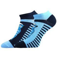 Fuski - Boma ponožky Lichožrouti S Barva: HIHLÍK, Velikost: 27-32 (18-21)