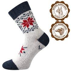 Fuski - Boma ponožky Alta Barva: vzor A, Velikost: 35-38 (23-25)