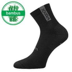 Fuski - Boma ponožky Brox Barva: Černá, Velikost: 35-38 (23-25)