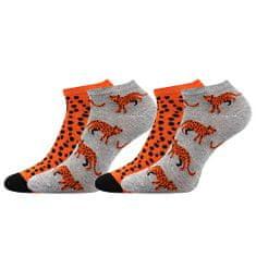 Fuski - Boma ponožky Duo 01 Barva: sovy, Velikost: 35-38 (23-25)