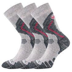 Fuski - Boma ponožky Limit III Barva: světle šedá, Velikost: 35-38 (23-25)