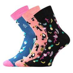 Fuski - Boma ponožky Xantipa 66 Barva: mix, Velikost: 35-38 (23-25)