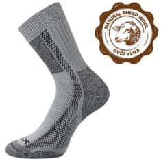 Fuski - Boma ponožky Introvert Barva: světle šedá, Velikost: 35-37 (23-24)