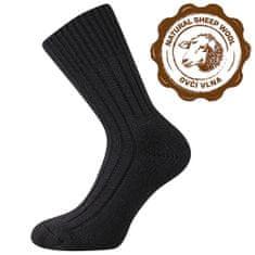 Fuski - Boma ponožky Willie Barva: Černá, Velikost: 35-38 (23-25)