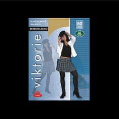 Fuski - Boma punčochové kalhoty Viktorie 50 DEN Barva: Černá, Velikost: 158/108