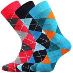 Fuski - Boma ponožky Wearel 017 Barva: mix, Velikost: 39-42 (26-28)