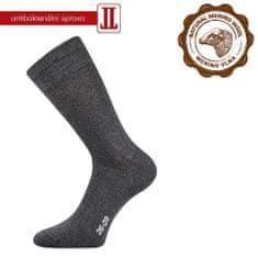 Fuski - Boma ponožky KlimaX Barva: černá melé, Velikost: 35-38 (23-25)