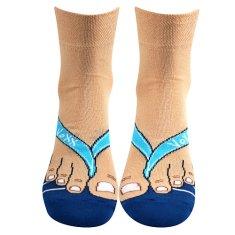 Fuski - Boma ponožky Mitch Barva: Modrá, Velikost: pánská
