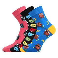 Fuski - Boma ponožky Weels Barva: mix C, Velikost: 35-38 (23-25)