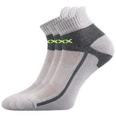 Fuski - Boma ponožky Glowing Barva: světle šedá, Velikost: 35-38 (23-25)