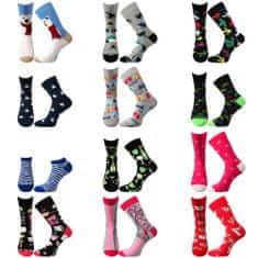 Fuski - Boma ponožky Tucet Barva: dámské, Velikost: dámská