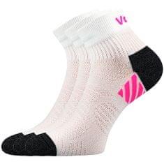 Fuski - Boma ponožky Raymond Barva: Bílá, Velikost: 35-38 (23-25)