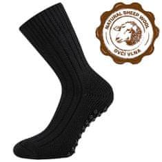 Fuski - Boma ponožky Willie ABS Barva: Černá, Velikost: 35-38 (23-25)
