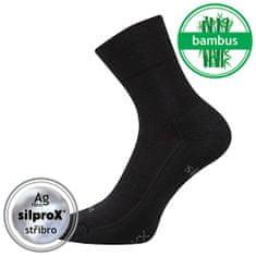 Fuski - Boma ponožky Esencis Barva: Černá, Velikost: 35-38 (23-25)