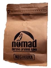 ZrnkovéKávy.sk Nômad Kostarika - zrnková káva
