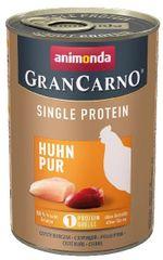 Animonda karma dla psów GRANCARNO Single Protein - kurczak 6 x 400g