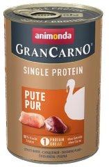 Animonda karma dla psów GRANCARNO Single Protein - indyk 6 x 400g