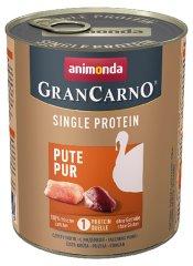 Animonda karma dla psów GRANCARNO Single Protein - indyk 6 x 800g