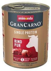 Animonda karma dla psów GRANCARNO Single Protein - wołowina 6 x 800g