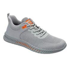 Scholl Zdravotní obuv - THOMAS Knittext-M - Grey